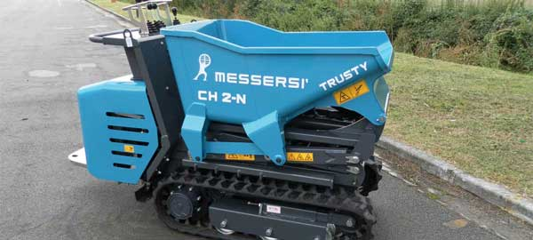 Messersi Tracked Dumpers