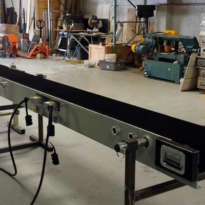 Lightweight Belt Conveyor