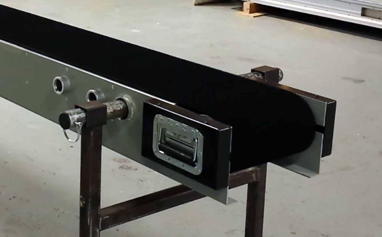 Handiveyor Portable Conveyor - Material Handling Conveyor System