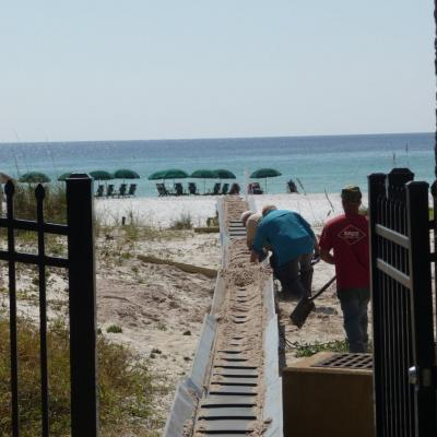 Beach Sand Conveyor