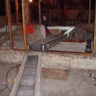 Under Foundation Conveyor